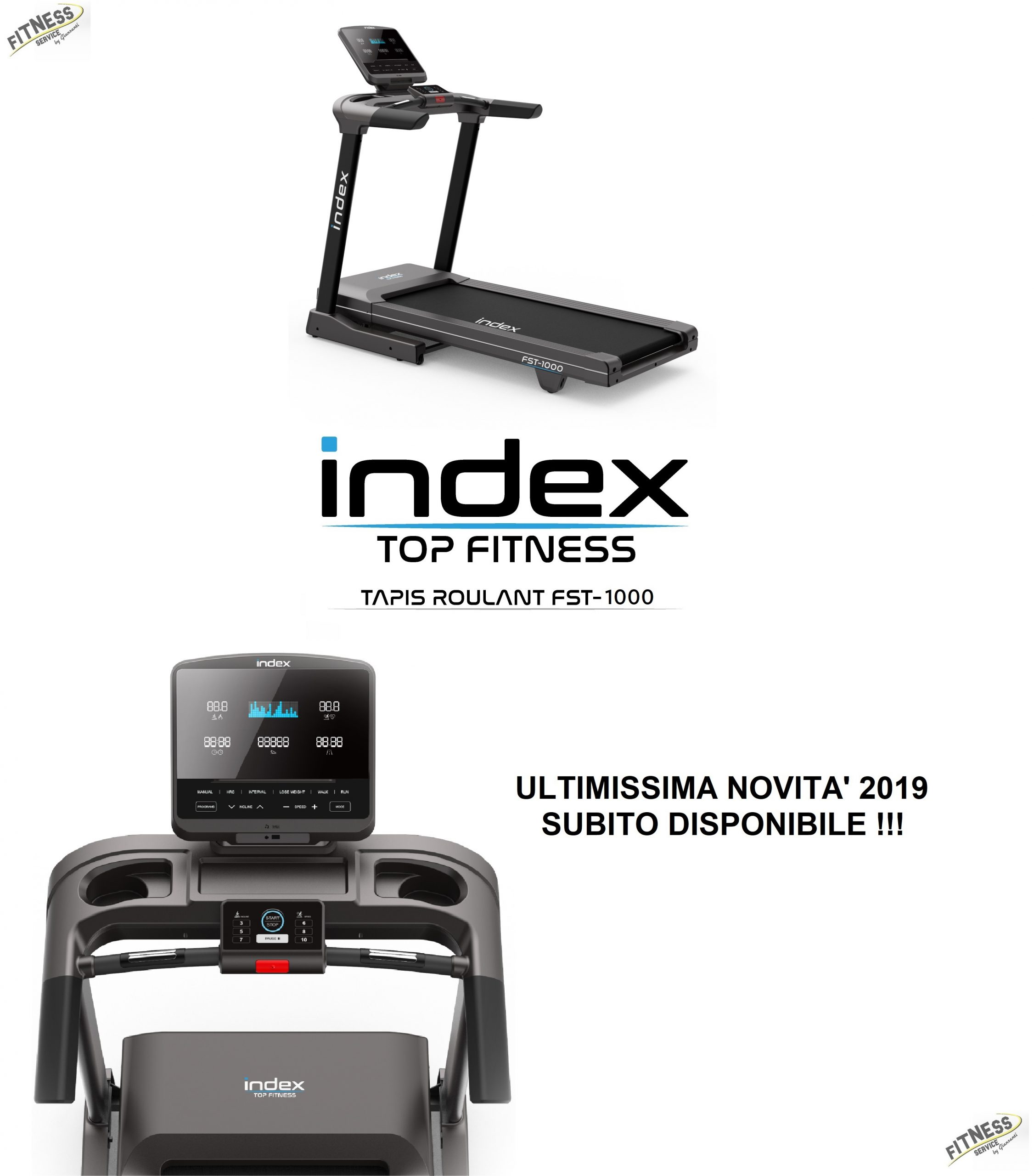Index Fitness FST-1000